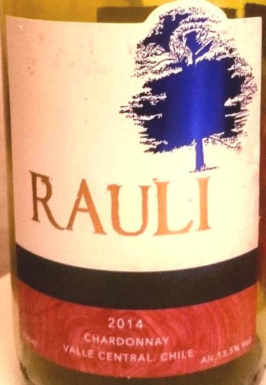 Вино rauli белое