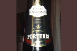 Отзыв о пиве Volfas Engelman Imperial Porteris