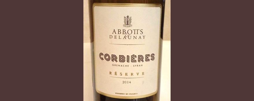 Отзыв о вине Corbieres reserve grenache syrah 2014