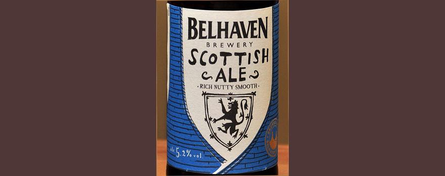 Отзыв о пиве Belheaven scottish ale