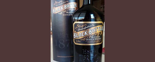 Отзыв о виски Black Bottle blended scotch whisky 0,7 liter