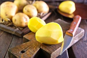 Жареная картошка от Гарри