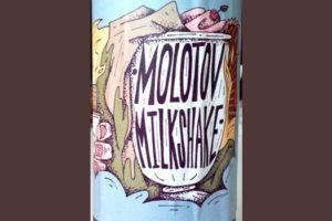 Отзыв о пиве Molotov Milkshake IPA