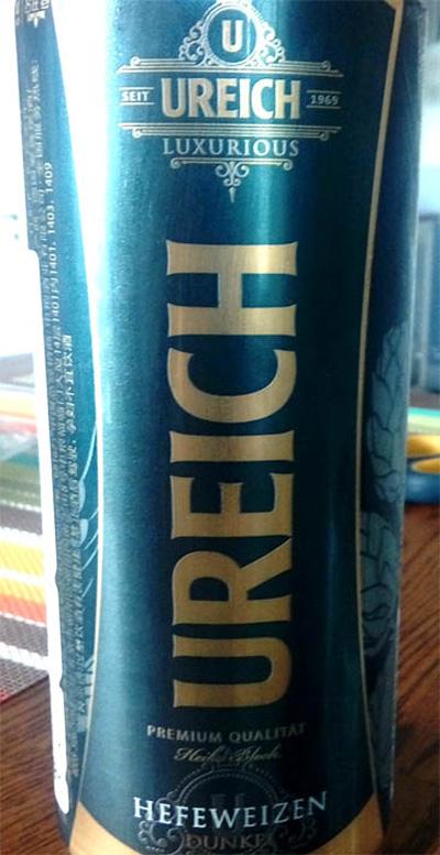 Отзыв о пиве Ureich hefeweizen dunkel