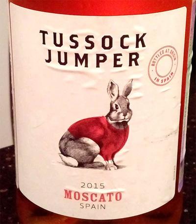 Отзыв о вине Tussock Jumper Moscato 2015