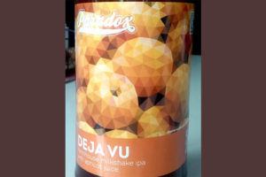 Отзыв о пиве Deja Vu milkshake IPA
