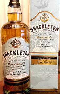 Отзыв о виски Shackleton blended scotch whisky 1 л