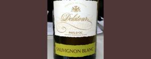 Отзыв о вине Delatour sauvignon blanc Pays D'oc 2014