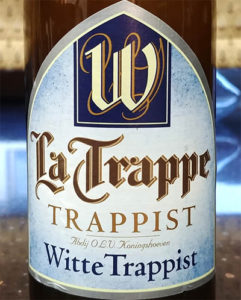 Отзыв о пиве La Trappe – Witte Trappist