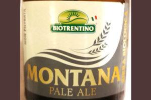Отзыв о пиве Montana Pale Ale Trentina biologico