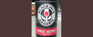 Отзыв о пиве Red Kite Amber ale Black Isle organic