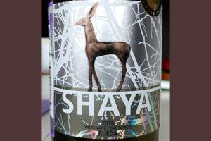 Отзыв о вине Shaya verdejo 2016