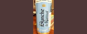 Отзыв о пиве Blanche de Namur