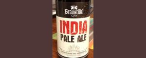 Отзыв о пиве Braustub'l India Pale Ale