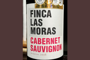Отзыв о вине Finca las Moras cabernet sauvignon 2016