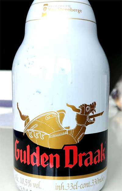 Отзыв о пиве Gulden Draak