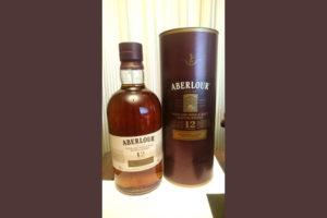 Отзыв о виски Aberlour 12 y.o. Sherry cask
