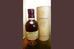 Отзыв о виски Aberlour A'Bunadh