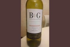 Отзыв о вине BartonGuestier Chardonnay Reserve