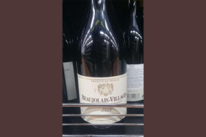 Отзыв о вине Beaujolais Nouveau — Marquis de Valclair