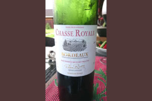 Отзыв о вине Chasse Royale