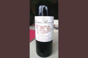 Отзыв о вине Chateau Bauvallon