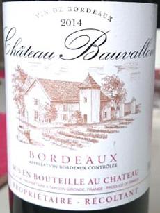 Chateau_Bauvallon_label