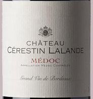 Chateau_Cerestin_Lalande_label