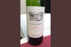 Отзыв о вине Chateau Coubet