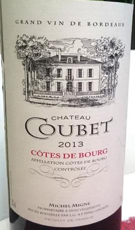 Chateau_Coubet_label