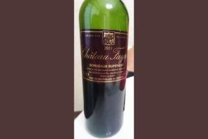 Отзыв о вине Chateau Fayau