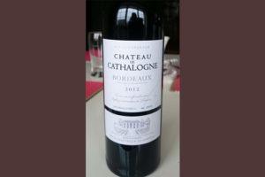 Отзыв о вине Chateau de Cathalogne