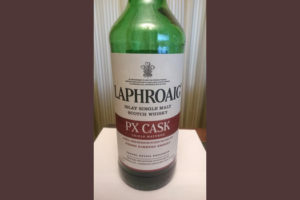 Отзыв о виски Laphroaig PX Cask