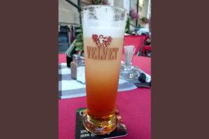 Отзыв о пиве Velvet
