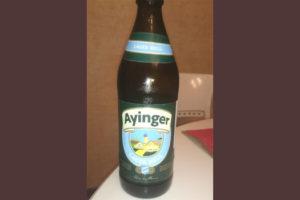 Отзыв о пиве Ayinger lager hell