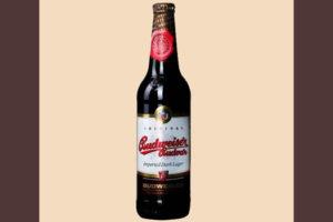 Отзыв о пиве Budweiser budvar dark