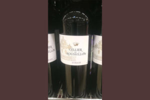Отзыв о вине Cellier du Roussillon