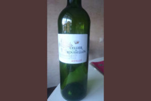 Отзыв о вине Cellier du Roussillon Merlo