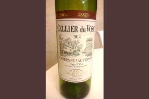 Отзыв о вине Cellier du Vosc
