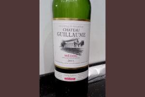 Отзыв о вине Chateau Guillaume