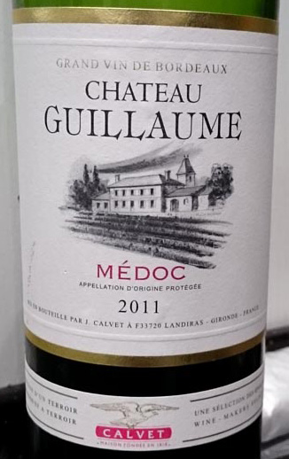 Chateau_Guillaume_label