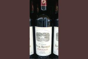 Отзыв о вине Chateau Roc de Minvielle
