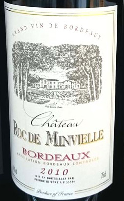 Chateau_Roc_de_Minviell_label