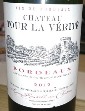 Chateau_Tour_la_Verite_label
