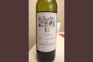 Отзыв о вине Chateau la Fouquetterie