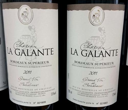 Chateau_la_Galante_label