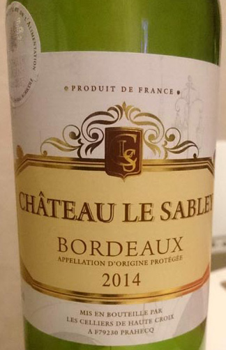 Chateau_le_Sabley_label