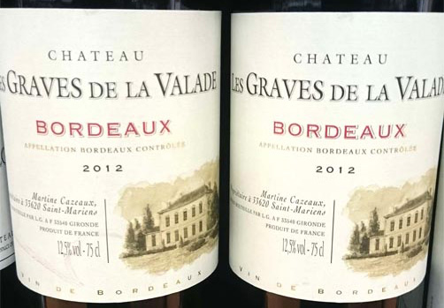 Chateau_les_Graves_de_la_Valade_label