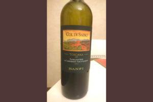 Отзыв о вине Col di Sasso Banfi