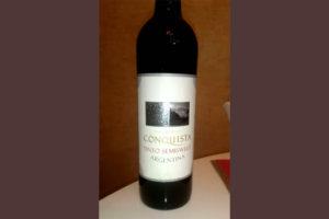 Отзыв о вине Conquista Tinto semisweet